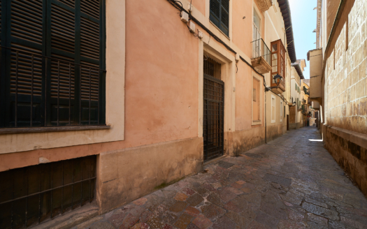 932 Investment townhouse Palma 1